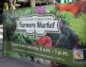Market of the Month: Riverside Downtown Farmers Market
