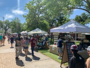 Market of the Month: Downtown Growers' Market