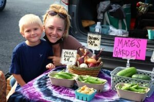 Market of the Month:  Athens Farmers Market, Athens Ohio